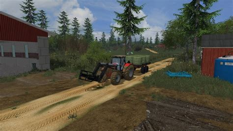 finish map small farm   fs farming simulator   mod