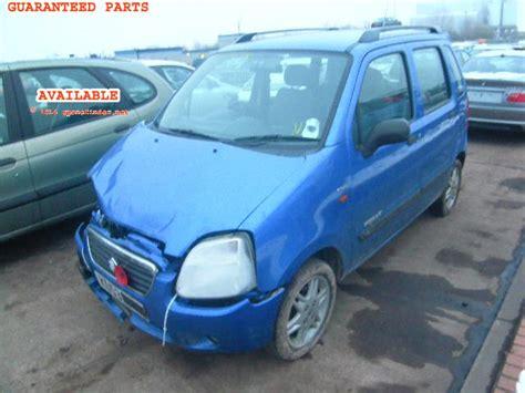 Sparepart Wagon R suzuki wagon r breakers wagon r s dismantlers