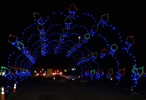 arizona celebration of lights favorite lights and east valley