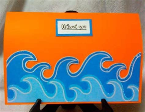 How To Make Waves With Paper - how to make cardboard wave yahoo image search results