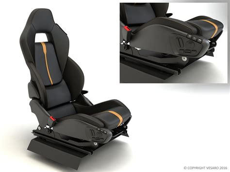 mclaren car seat mclaren sports electric seat