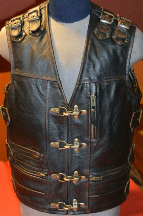 Handmade Leather Vest - 8 best images about stuff to buy on motorcycle