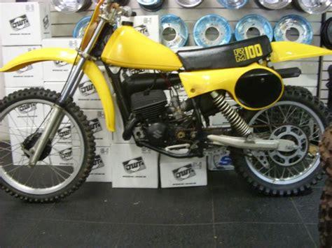 Suzuki Rm100 Suzuki Rm100 Rm 100 1979 Dirt Bike Collectors For Sale On