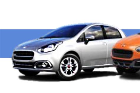 2014 Fiat Punto facelift leaked   Car News   Premium