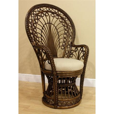 Rattan Peacock Chair by Rattan Peacock Chair For The Home