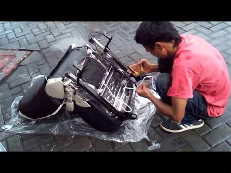 Sarung Jok Mobil Genio montaggio fodere sedile anteriore doovi
