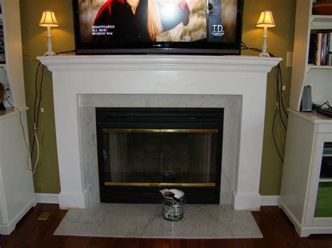 Fireplace Remodels Before And After by Sweet Pickles And Chocolate Before And After Fireplace