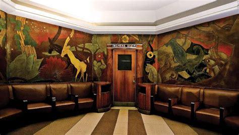 Art Deco Wall Murals art deco mural union terminal deco weddings