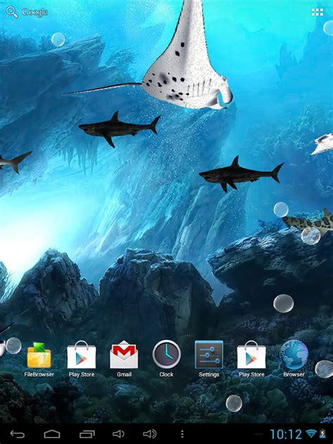 sharks  wallpaper lite android apps  google play