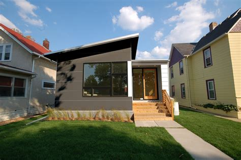 Awesome One Bedroom Plans #8: Narrow-Lot-Modern-Infill-House-Plans-Models.jpg