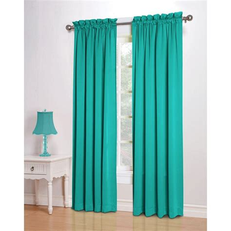 sun curtains sun zero semi opaque sky gregory room darkening pole top