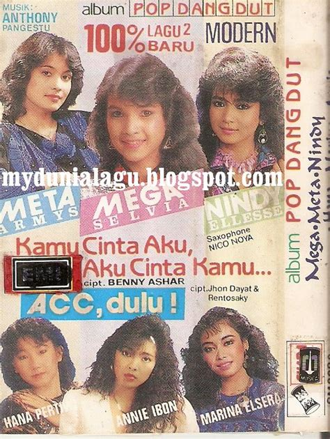 album mega hit bank dangdut a n i imam s arifin lagu ajib may 2010