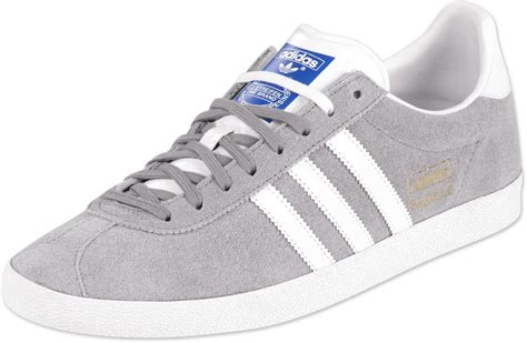 Adidas Gazelle adidas gazelle og chaussures gris blanc