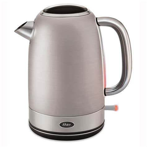 pot 0 7l stainless oster 174 1 7l stainless steel kettle bvstkt7001 033 oster