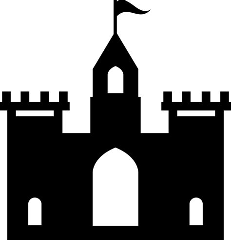 castle svg png icon