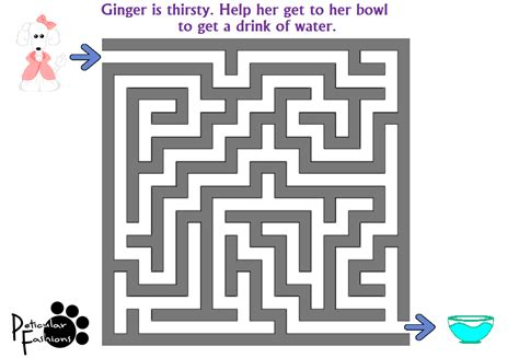 printable maze with no solution peticular fashions a maze ing fun for all the kids