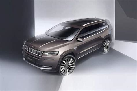 Jeep New Models 2020 by 2020 Jeep Grand Big Redesign Or New Generation