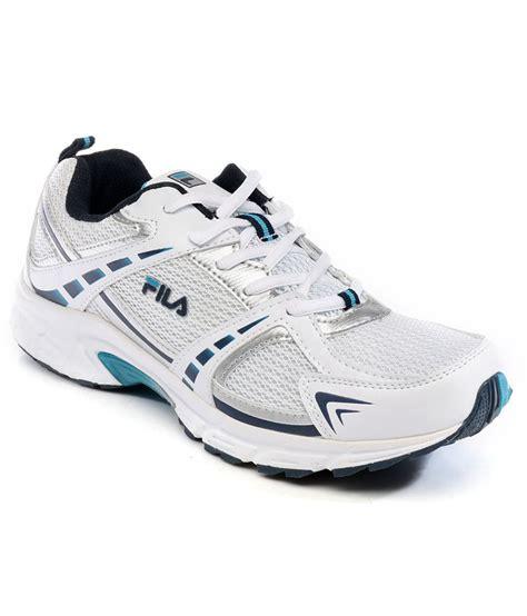 fila white torque sports shoes price in india buy fila