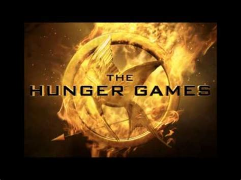 themes in hunger games book the hunger games theme youtube
