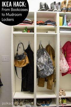 ikea hack mudroom lockers newhairstylesformen2014 com ikea hack mudroom bench 3 kallax shelving units and