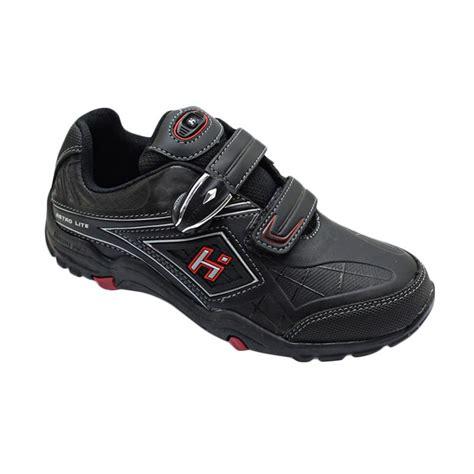 Sepatu Homyped jual homyped astro 01 sepatu sekolah anak black