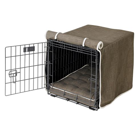 puppy bed in crate interior modern crate covers in side bed with white curtains beds and costumes