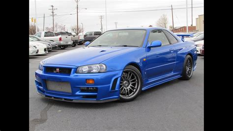 nissan gtr skyline 1999 1999 nissan skyline gtr for sale autos post