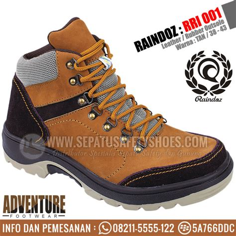 Sepatu Raindoz Rri 001 sepatu gunung raindoz rri 001