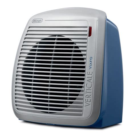 space heater and cooling fan shop delonghi 5 118 btu fan compact personal electric
