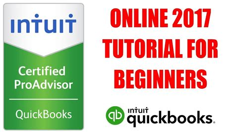 online tutorial for c quickbooks online 2017 tutorial for beginners by certified