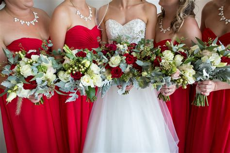 flower arrangements for bridesmaids wedding flowers gorgeous blooms designed by flowers