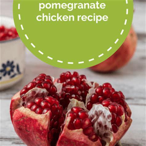Pomegranate Detox Recipe by Dr Oz Hyman Detox Diet Pomegranate Chicken Recipe