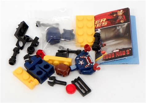 Lego Heroes 30168 Gun Mounting System Polybag oz brick nation lego marvel exclusive 30168 iron patriot and gun mounting system review