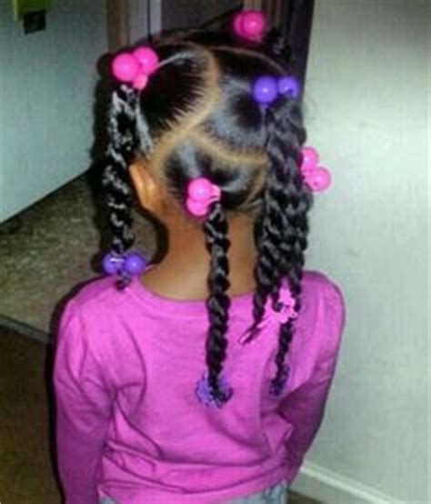 little girl hairstyles in ponytails 1000 images about natural kids pig ponytails on