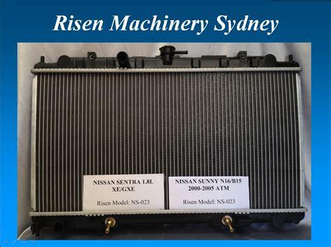 Radiator Assy Nissan Navara At 2005 Oem 21460 Eb70a auto radiator for nissan n16 b15 2000 2005 atm auto radiator for nissan n16 b15