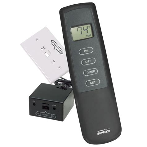 fireplace thermostats remote controls friendly