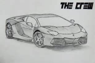 Drawing Of A Lamborghini Lamborghini Aventador By Eli Riv On Deviantart