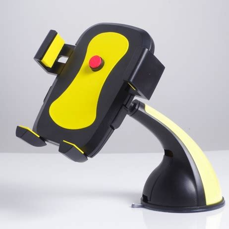 Weifeng Universal Mobile Car Holder For Smartphone Wf Murah weifeng universal car holder wf 371 yellow