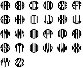 change font design online best 25 circle monogram font free ideas on pinterest
