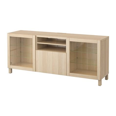 tv bench with drawers best 197 tv bench with drawers lappviken sindvik white stained oak eff clear glass drawer runner