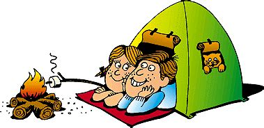 family cing coloring page cing tent cartoon