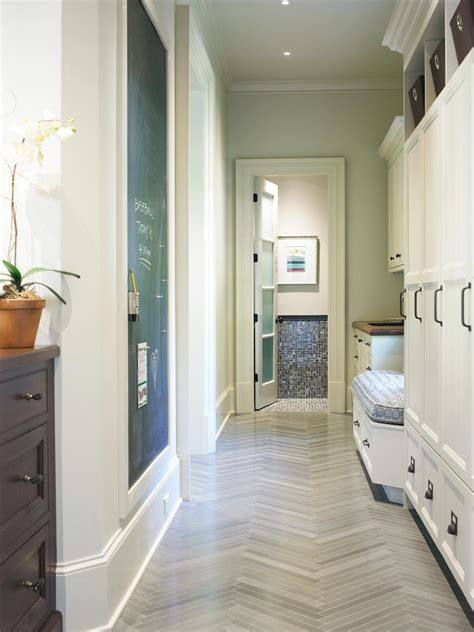 mudroom floor ideas photos hgtv
