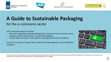 The Sustainable Mba A Business Guide To Sustainability Pdf by Guide Sustainable Packaging For E Commerce