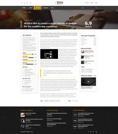 blog architect gadgets tech gadgets tech blog design by osdnetwork themeforest