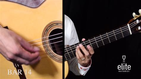 tutorial asturias guitar learn to play leyenda asturias albeniz eliteguitarist