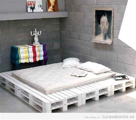 hacer camas ideas para hacer camas de matrimonio con palets 1 dise 241 o