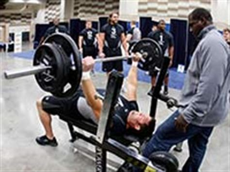 strongest football player bench press featured galleries and photo essays of the nfl nfl com