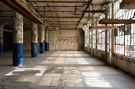 warehouse interior local architecture cincinnati the best abandoned
