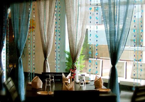 curtains restaurant moroccan blue bead curtain memories of a butterfly buy