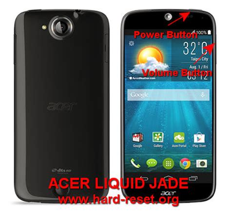 battery reset button acer laptop how to easily master format acer liquid jade s55 with